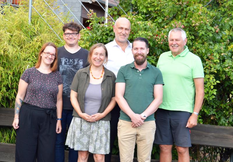 Lea Dohm, Hr. Dohm, Dr. Imke Hennemann-Kreikenbohm, Bernd Lescher, Nils-Christoph Fiedler, Bernd Reese
