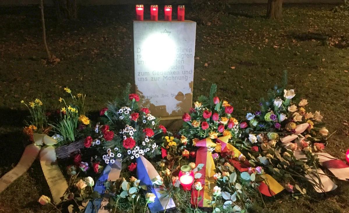 Gedenken an die Opfer des Holocaust   27.01.2020