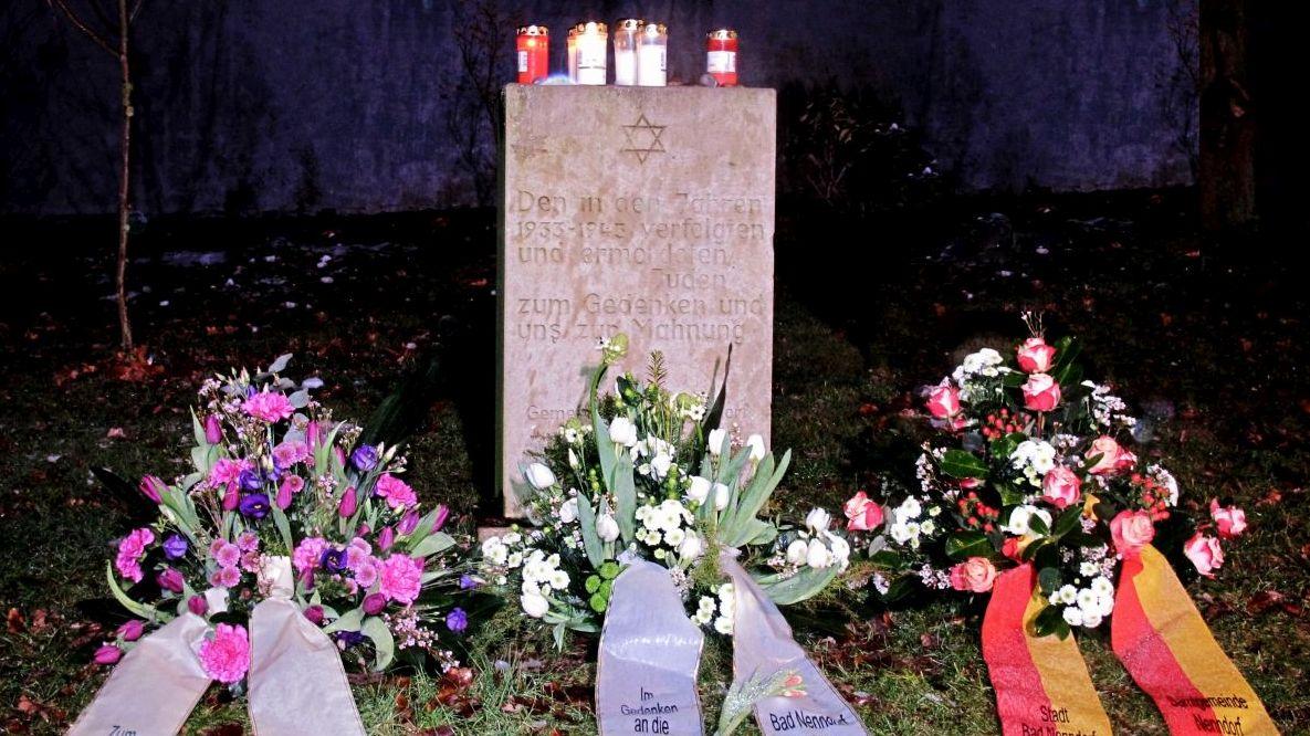 GRÜNE gedenken der Opfer des Holocaust