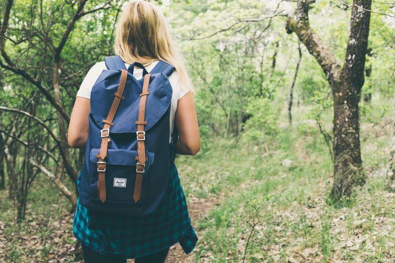 Backpack Bag Woman Girl Female  - Pexels / Pixabay