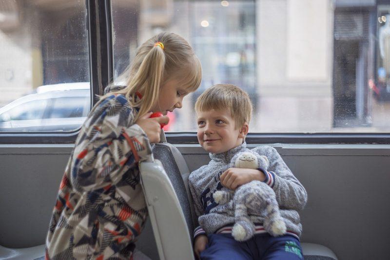 Children Bus Stuffed Toy  - LuidmilaKot / Pixabay